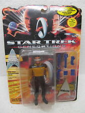 MES-38403 Playmates Star Trek Generations Laforge Action Figur H:ca.12cm,