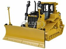 CAT CATERPILLAR D6T XW VPAT TRACK TYPE TRACTOR WITH GPS 1/50 MODEL NORSCOT 55197