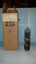 Westinghouse USA JAN-CWL-803/VT-106  Silver Plate [] Get Vacuum Tube loc 04.20