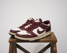 Nike SB Dunk Lo Low 90's - 2000's Burgundy M 6.5 / W 8 Old School Sneaker