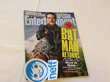 Entertainment Weekly Glenn The Walking Dead Bat Man returns Lucille Abe Negon