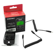 YongNuo YN-622C-TX E-TTL LCD wireless flash controller TRIGGER  Canon 5D MARK II