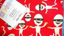LuLaRoe MUMMY Halloween RED Mummy Unicorn Leggings OS **GET by 10/31**