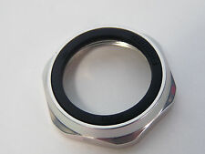 "Dura Ace Headset Top Nut 7600 1"" Alloy Threaded Track bike Nut Shimano NOS"