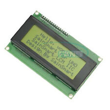 2004 20X4 Character LCD Display Module Yellow Backlight M