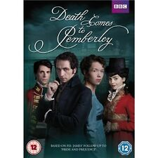 Death Comes To Pemberley (Pride and Prejudice) Region 4 New DVD