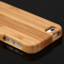 Wood Wooden cherry Hard Case Cover Skin Guard Protector For iPhone 5 5G 5S New*
