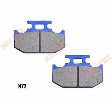Rear brake disc pads for KAWASAKI KX KDX KLX 125/200/250/500/650