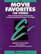 """ESSENTIAL ELEMENTS-MOVIE FAVORITES FOR STRINGS""-VIOLIN-MUSIC BOOK NEW ON SALE!!"