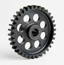 34T Mod1.5 Pinion Steel 8mm Shaft (1/5th Scale) Gear, Quantity=1 PC