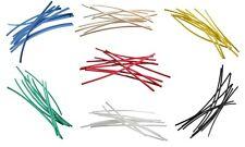 Set Schrumpfschlauch 1,2 auf 0,6 mm 7 Farben à 1 Meter ideal für Litze + LEDs