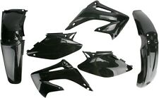 Acerbis BLACK Plastic Kit Honda CR 125/250 `04 05 06 07 2040950001 WP Body Kit