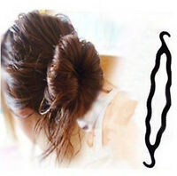 The New Image Fashion Magic Hair Twist Styling Clip Stick Bun Maker Braid Tool