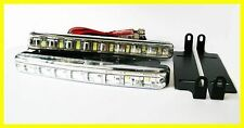 DRL UNIVERSAL SLIM 8 LED BRIGHT AUTOSWITCH E4 RL00 0087 A