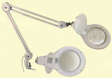 Lampara Lupa MESTRA con luz LED. Magnifier lamp led.