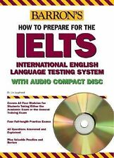 Barron's IELTS with Audio CD: International English Language Testing System (Bar