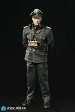 1/6 DID 3R WWII German Tank Commander Joachim Pieper NIB D80120