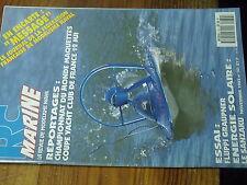 8µ? Revue RC Marine n°32 Sanzaku Travail aluminium Hydro Fluppi