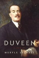 Duveen: A Life in Art, Secrest, Meryle, Good Condition, Book