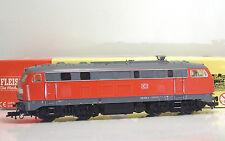 FLEISCHMANN 4236 DB 218 356-4 Ep V  ++ Nuova