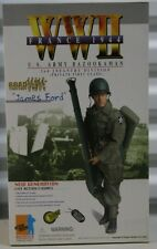 "Dragon Model 1/6 Scale WWII US ARMY BAZOOKAMAN/2ND INF. DIV.  ""PFC JAMES FORD"""