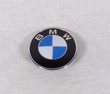 BMW 1 SERIES TRUNK EMBLEM 08-13 BACK GENUINE OEM BADGE sign symbol logo round