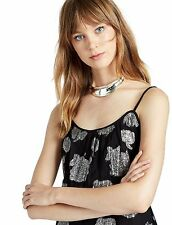 Lucky Brand - Womens - NWT $49 - Chrome Silver Dressy Collar Choker Necklace