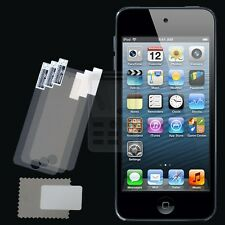 3x CLEAR PET Screen Protector for Apple iPod Touch 5
