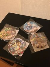 Tokyo Tower One Piece Only Birthday Can Badge 4 Piece Set