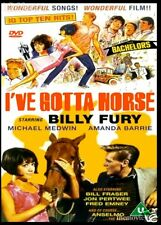 IVE GOTTA HORSE DVD MOVIE.BILLY FURY.ROCK N ROLL