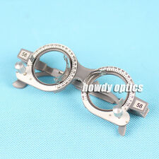 1pc optical trial frame Plastic trial lens frame Fixed PD Light weight