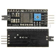 I2C/IIC/TWI Serial Interface Board Module Port for Arduino R3 LCD 1602 Display