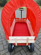 Wagon Canopy- kit to fit canopy to Retrowagen pull along cart radio flyer truck