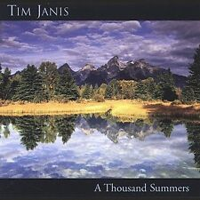 A Thousand Summers by Tim Janis (CD, Jun-2002, Tim Janis) Free Ship #FV39