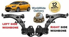 FOR FORD FOCUS 2011--  LEFT & RIGHT SIDE FRONT LOWER SUSPENSION WISHBONE ARM