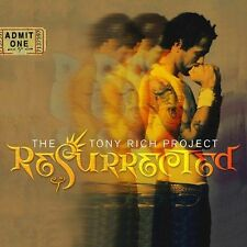 Resurrected The Tony Rich Project Audio CD