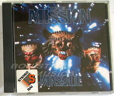 MISSION - MASQUE - CD Nuovo Unplayed
