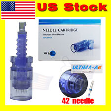 For A6 Dr. Pen 42Pin Needle Cartridges,Tips For Electric Derma Micro Needle*10