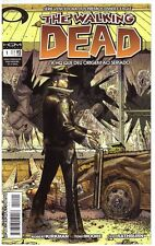 The Walking Dead 1 Brazilian Edition, Key 1st Issue First Print, Kirkman!!