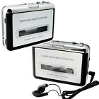 USB Cassette Tape to MP3 iPod CD Converter Capture Audio Music Player walkman AB