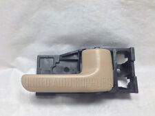 Rear Right Inside Door Handle Brown for 00-06 Toyota Tundra Regular Access Cab