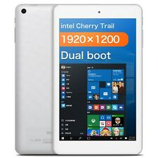 "CUBE iWork8 Air Tablet PC 8.0"" Win 10 + Android 5.1 2GB RAM 32GB ROM Bluetooth"