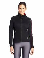 Spyder Womens Divine Core Sweater Jacket Midweight Fleece Coat XS-XL NEW $160