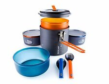 GSI Pinnacle Dualist Ultimate Integrated Cooking & Eating Solution for Outdoors