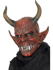 SALE! Evil Demon Devil Mask Halloween Horror Party Fancy Dress Costume Accessory