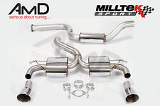 "Milltek Focus Rs Mk2 3 ""Ultimate Gato posterior De Escape-Eco"