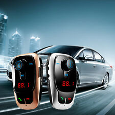 Wireless Speaker USB Car Bluetooth Kit Handsfree Radio MP3 Player FM Transmitter
