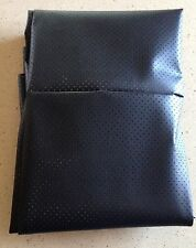 1959-1965 VOLVO PV 544 BLACK PERFORATED HEADLINER, NEW, ALL PRE-SEWN / IN STOCK