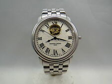 """Frederick Constant """"Heart Beat"""" Automatic Mens Watch"""