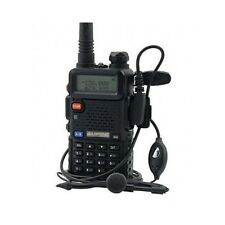 2 Way Radio Handheld Scanner Portable Dual Band Transceiver Digital FM Antenna